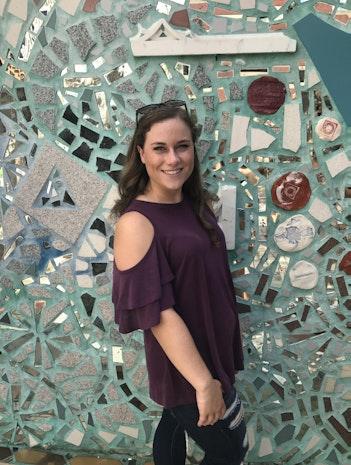 Meet Allie Niebling: Vice President for Virginia Tech