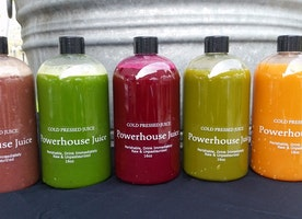 Powerhouse Juice, In Their Shoes