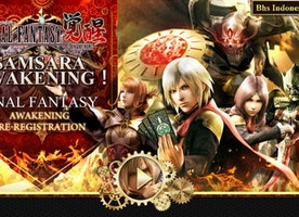 Final Fantasy Awakening Mobile has arrived on Play store