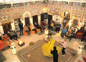 What to expect during your stay in a luxury hotel in Mandawa