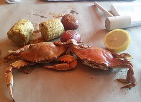 Tales of Gluttony: All-You-Can-Eat-Crabfest All By Myself