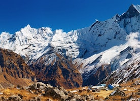 Journey to Famous and Popular Annapurna Base Camp