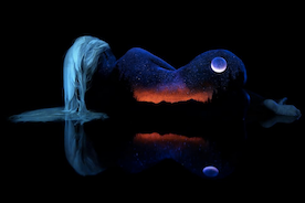 #JohnPoppleton is Taking Body Art to a Whole New Level