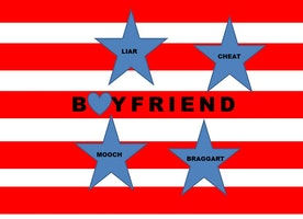 Trump: America's Bad Boyfriend?
