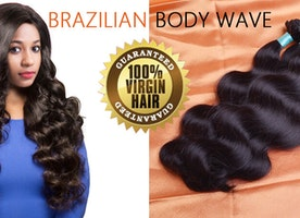 STYLE YOUR HAIR WITH BRAZILIAN HAIR