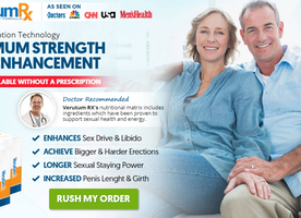 Verutum RX Male Enhancement Reviews, Negative effects, Where to Purchase and Free Trial