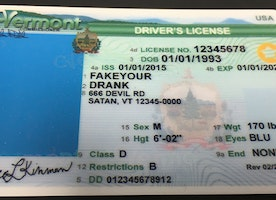 Scannable Fake IDs from the Expert Team