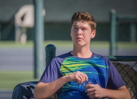 Will Weinbach Apparel - Young Tennis Star May Start Clothing Brand