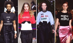 Should The Fashion Industry be Speaking Up?