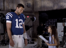This 10 Year Old Girl Brings It On In Her Interview with NFL Players #Girlpower