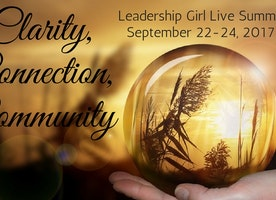 First Annual Leadership Girl Live Summit