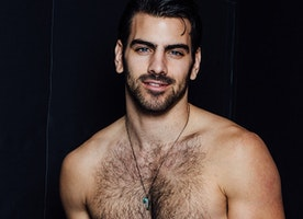 The Reluctant Model Nyle DiMarco's Bigger Vision...