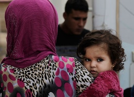Britain will resettle 20,000 Syrian refugees by 2020
