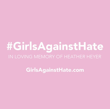 #FaceTheRace With The #GirlsAgainstHate Campaign