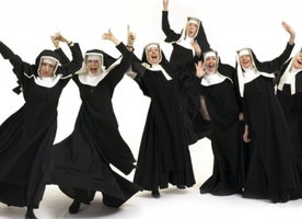 8 Reasons to Quit What You're Doing and Become a Nun