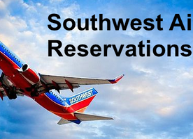 Southwest Airlines Reservations, Booking Number