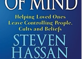 Ethical concerns raised on Steven Hassan's book on cults.