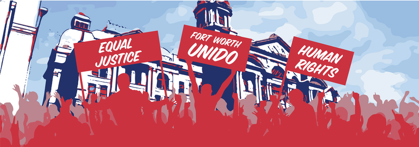 #FACETHERACE: Anger into Action- United Fort Worth