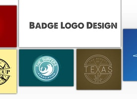 What Wikipedia can't tell you about badge logo design
