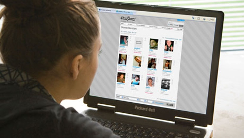 Humoristiske online dating profiler