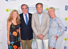 Prostate Cancer Foundation Hosts 13th Annual Charles Evans PCF Pro-Am Tennis Tournament