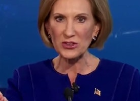 Carly Fiorina Defends Her Inflammatory Planned Parenthood Debate Comments