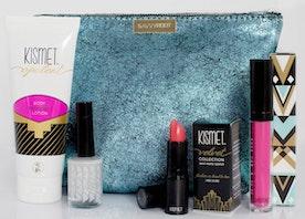 Kismet Cosmetics Glam Bag Review