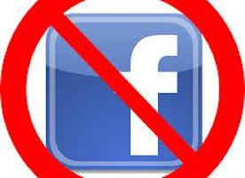 My One Week Facebook Detox