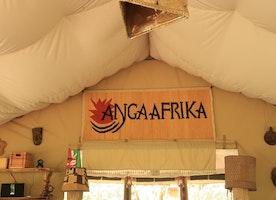 Weekend Glamping at Anga Afrika