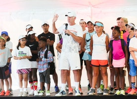 John McEnroe, Patrick McEnroe, Jane Krakowski & More Support NYC Youth At 3rd Annual Johnny Mac Tennis Project Pro Am