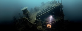 Greatest shipwreck treasures found in the last ten years