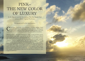Luxury Looks Fabulous in Pink