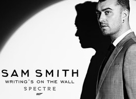 "Sam Smith Releases New Bond Song ""Writing's on the Wall"""