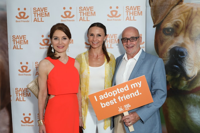 Spotted: Jean Shafiroff & John Bradham Host Cocktails For The Best Friends Animal Society