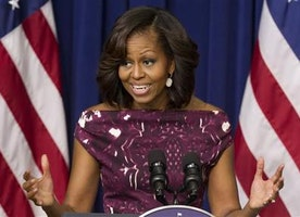 Michelle Obama Launches New Educational Campaign #62MillionGirls