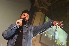 Kim Kardashian, Nicki Minaj, The Weeknd & More Toast to Harper's ICONS With Moët & Chandon
