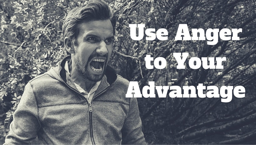 Use Anger to Your Advantage - Mogul