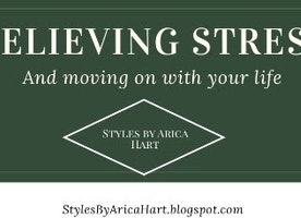 Relieving stress and moving on with your life