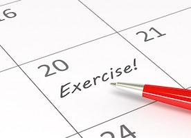 How To Make Exercise A Habit - Style On The Side