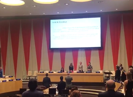 "Mogul Launches New Global Initiative called ""The Mogul Standard"" at the United Nations."