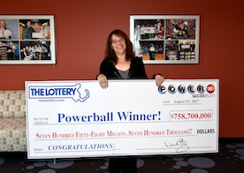 Winner Mavis Wanczyck Wins $758 Million Biggest Lottery Jackpot