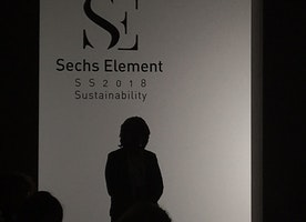 Sechs Element Sustainable Fashion Takes NYFW SS18