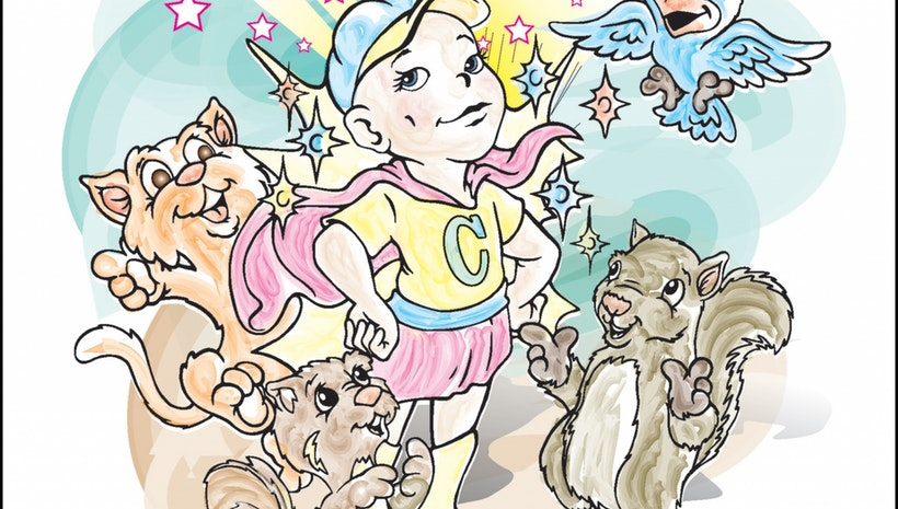 SuperClara -- A Young Girl's Story of Cancer, Bravery and Courage