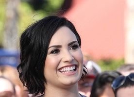 An Open Letter to Demi Lovato and Girls Everywhere on Confidence