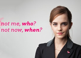 Emma Watson Responds to Being Called a 'White Feminist'