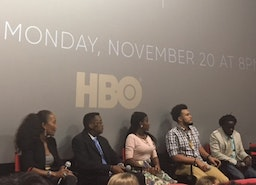 HBO and Soja Sohn Premiere the Documentaty Baltimore Rising at the Urbanworld Film Festival