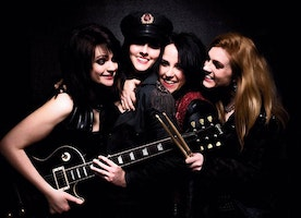 Life in a Female Rock Band!