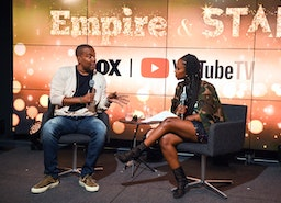 Fox's Empire and Star Premiere Event at YouTube