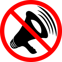Don't Contribute to the Noise