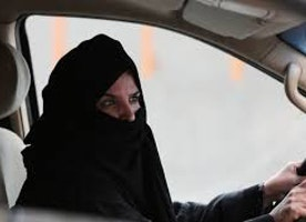 Saudi Women are finally allowed to drive!! Did you all hear this great news?
